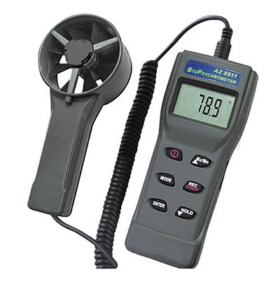 风速仪,衡欣 风速风温风量计,AZ8911