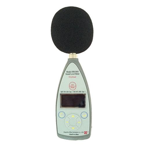 爱华 精密脉冲声级计,1级、积分、统计、有USB接口,AWA5661-3