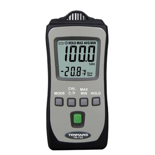 泰玛斯/TEMARS TM-730 迷你型温度湿度计