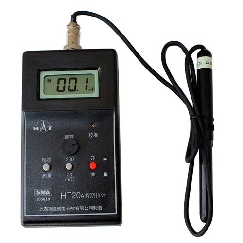 磁强计,亨通 便携式弱磁测量数字特斯拉计,HT20A