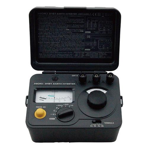 日置/HIOKI 3151接地电阻计(接地反抗计/电压检测器)