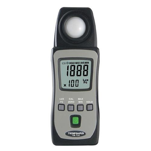 照度计,泰玛斯 便携式照度表,TM-720