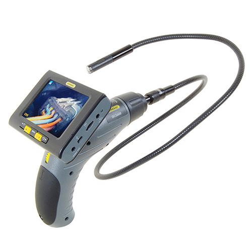 精耐可充电可视管道内窥镜, 9mm探管无线WiFi摄像头分辨率640 x 480 ,DCS400-09