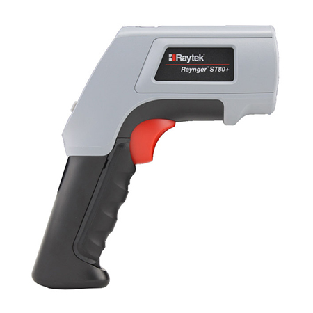 雷泰 红外测温仪,Raytek 红外和接触式二合一测温仪,ST80+