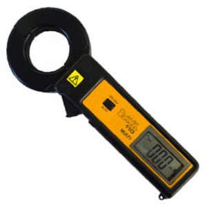 日本万用 高精度袖珍钳形漏电电流表,3量程,MultiM110