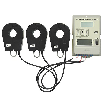 日本万用 3CT方式漏电电流表,MultiMCL-4000F