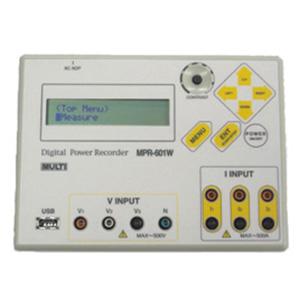 日本万用 功率表,数字功率纪录仪,MultiMPR-601W