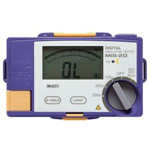 绝缘电阻仪,日本万用3量程数字兆欧表,1000V/2000MΩ,MultiMIS-4D