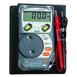 万用表,日本万用袖珍数字多功能电表,MultiMCD-007