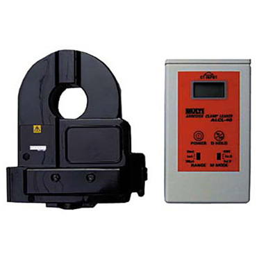 日本万用 避雷器劣化检测用钳形漏电电流表,MultiALCL-40