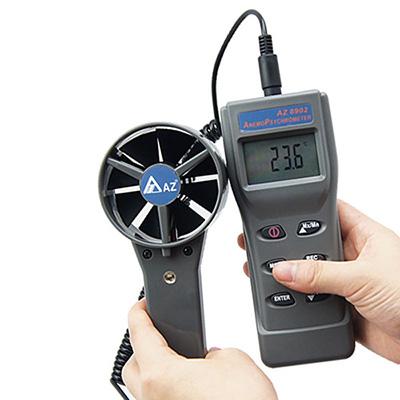 风速仪,衡欣 风速/风温/湿度/风量计,AZ8902