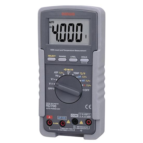 数字万用表,三和 RD700