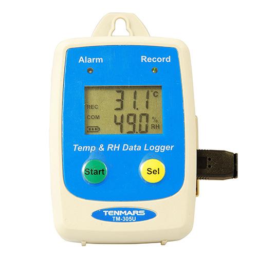 温湿度记录仪,泰玛斯 TM-305U