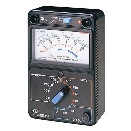 指针式万用表,日本三和 VS-100