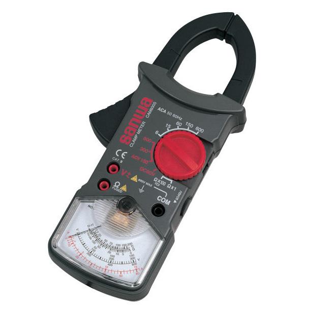 指针式钳形表,日本三和 模拟交流钳形表,CAM600S
