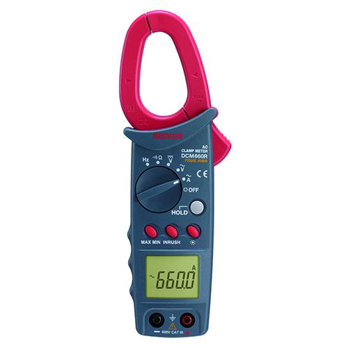 钳形表,日本三和 交流钳表 具有万用表功能,DCM660R