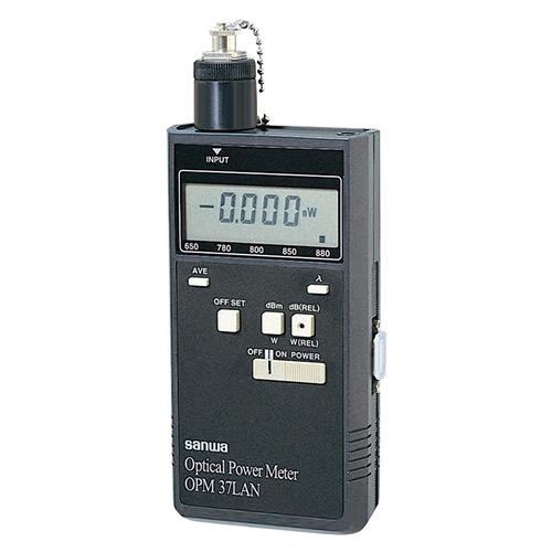 光功率计,日本三和 光纤光学功率计,OPM37LAN