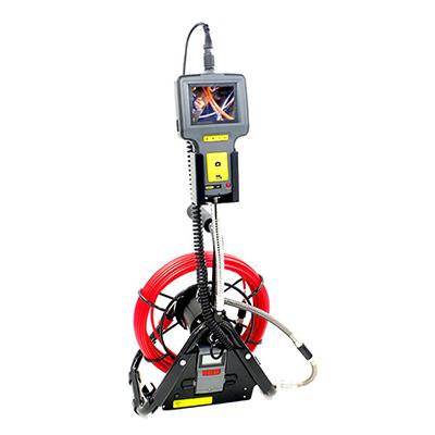 精耐 多功能管道管线内窥定位检测系统,摄像头分辨率640 x 480 ,DPS16-RT