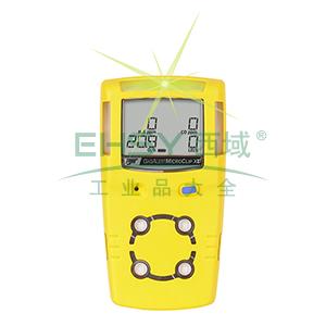 BW气体检测仪,GasAlertMicroClip XL系列,LEL/O2/H2S/CO