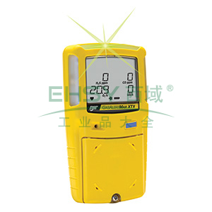 BW气体检测仪,GasAlertMax XT II系列,O2/H2S