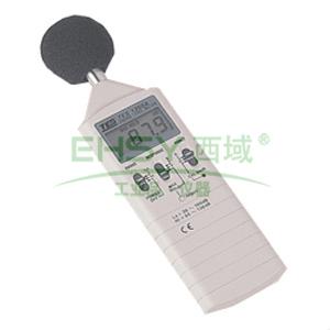声级计,泰仕 数字式噪音计,TES-1350A