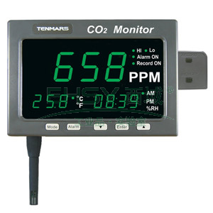 二氧化碳检测仪,TM-186