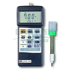 pH计,路昌 智慧型酸碱计,PH-207
