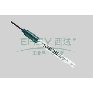 pH复合电极,塑壳微型pH复合电极,206-C