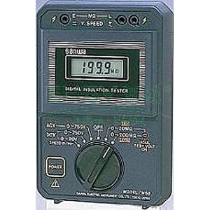 兆欧表,日本三和 用于电梯维护,M53