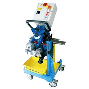 铣削式坡口机,板厚范围8-50mm,坡口角度15-60°,意大利OMCA,Art900