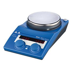 磁力搅拌器,艾卡,RET基本型主机,带数显加热,最高加热温度:340℃,搅拌量:20L