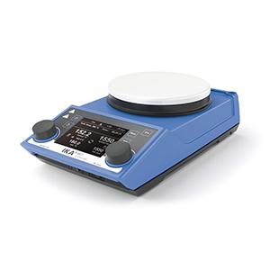 磁力搅拌器,艾卡,RET control-visc white主机,带数显加热,可调安全温度,最高加热温度:340℃,搅拌量:20L