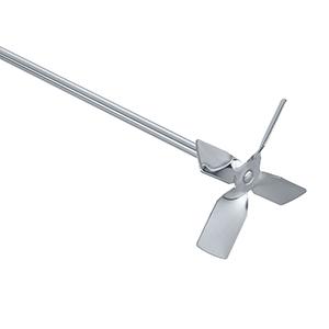 搅拌桨,艾卡,R 1345,搅拌桨直径:100mm,搅拌杆直径:8mm