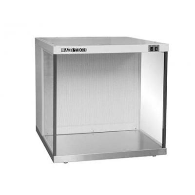 洁净工作台,桌上型,ISO 5级(ISO Class 5),100级(美联邦209E)Class 100(Fad 209E),工作区尺寸:615x400x535mm