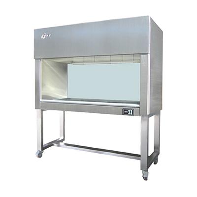 洁净工作台,双人单面全不锈钢型,垂直流,SJ-CJ-2FDQ,工作区尺寸:1400x650x520mm
