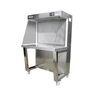 洁净工作台,单人单面全不锈钢型,水平流,SJ-CJ-1BQ,工作区尺寸:950x550x600mm