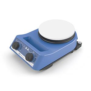 磁力搅拌器,艾卡,RH基本型,带白色陶瓷涂层,速度范围:100-2000rpm,最大搅拌量:15L