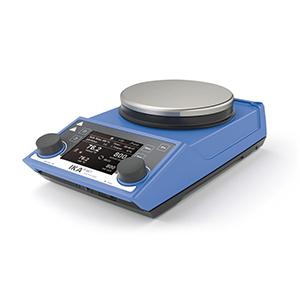 磁力搅拌器套装,艾卡,RET控制型套装,速度范围:0/50-1700rpm,最大搅拌量:20L,含(主机、温度传感器、支杆、固定支杆、夹头)