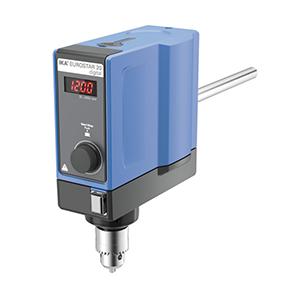 悬臂搅拌机,艾卡,欧洲之星20数显主机,转速范围:0/30-2000rpm,搅拌量:15L