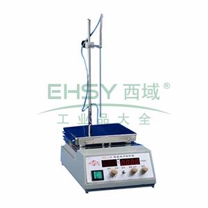 数显磁力搅拌器,搅拌量:20-10000ml,温度:室温-150℃,S25-2