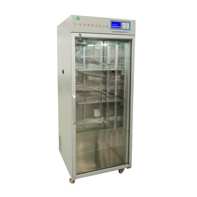 SL-Ⅱ层析实验冷柜(单开门),控温范围:1~10℃,容量:800L