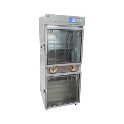 SL-Ⅱ层析实验冷柜(上下开门),控温范围:1~10℃,容量:800L