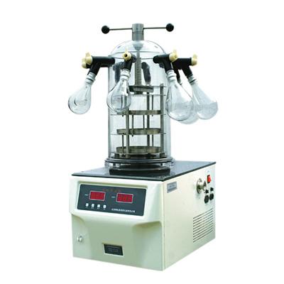 真空冷冻干燥机(经济型),FD-1A-50(台式),冻干面积0.12m²,博医康