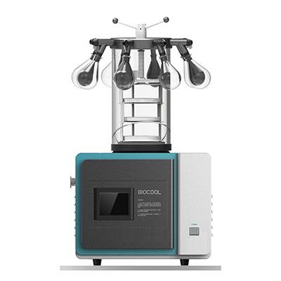 真空冷冻干燥机,Lab系列经济型,冷阱温度-55℃,冻干面积0.08m²