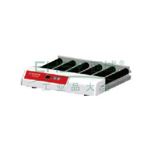 滚式混匀器,3D型,转速:0.5~80rpm ,Φ≤120mm标准瓶或离心管,可2层叠加  摆幅:Φ18mm,精骐,MR-03U
