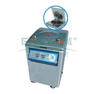 立式压力蒸汽灭菌器,75L,220V  3kW  干燥内排,YM75FGN,三申