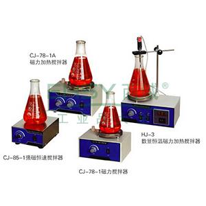 龙跃,磁力搅拌器,CJ-78-1,0~2000转
