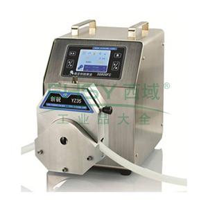 工业分配型蠕动泵 ,SG600FC-E 2×YZ35 每通道2000~12000ml/min 400W 2 ,创锐