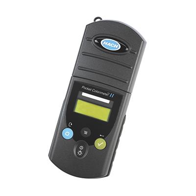 哈希PCII单参数测定仪一氯胺测定仪,5870026