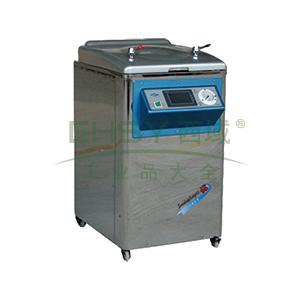 立式压力蒸汽灭菌器,75L,220V  3kW  触摸智能,YM75CM,三申